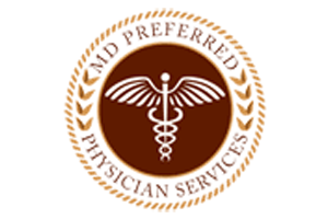 MD Preferred Physician Services affiliation logo